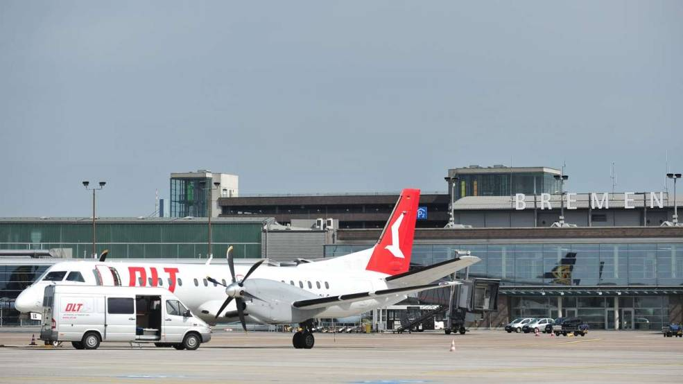 DPD Picture-Alliance - Aeropuerto de Bremen