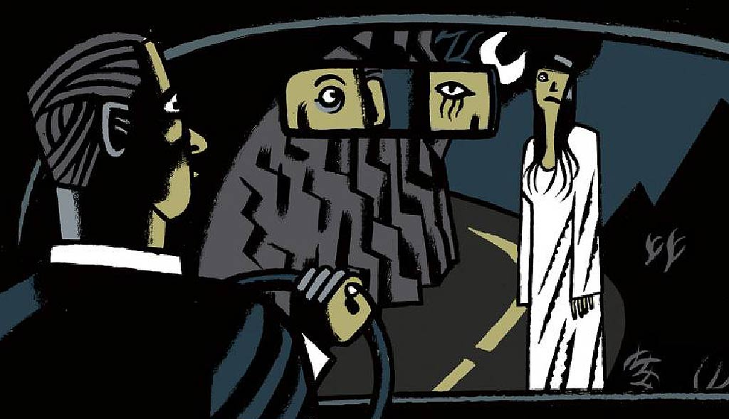 Ilustración de Santiago Seguiros